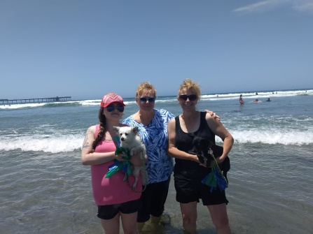 Shelby, Marla and Tammie